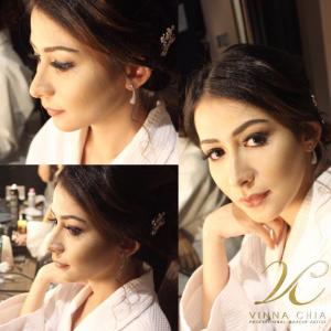 Makeup Artist Jakarta By Vinna Chia