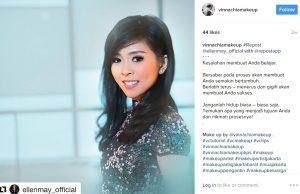Jasa Makeup Artist yang bagus di Jakarta