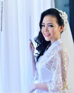 Wedding Makeup Artist Jakarta Utara