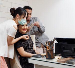 Kursus Makeup Artist Private Jakarta