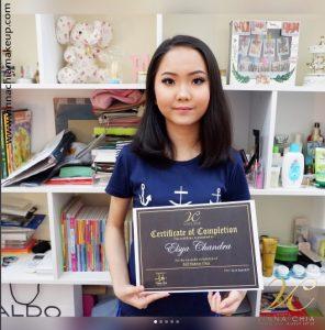 kursus airbrush makeup artist