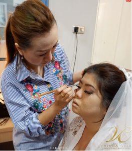 Kursus Makeup Wedding di Jakarta